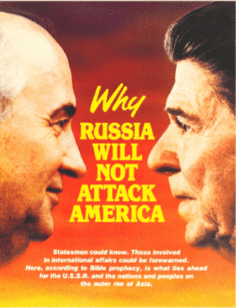 Why Russia Will Not Attack America